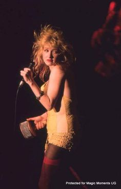"""Cyn """"True Colors World Tour 1986-1987"""" """"One Track Mind""""?"""