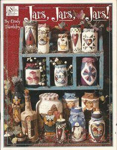 Jars, Jars, Jars! Decorative Tole Painting Craft Book