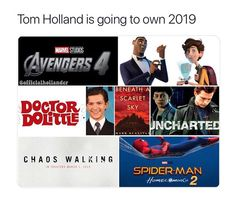 Marvel franchise has been producing the best and most viewed movies worldwide for quite long they multiple movies series here we have collected some of the top and funniest marvel memes from all random marvel movies that will surely crack you up Top Ma Funny Marvel Memes, Dc Memes, Funny Memes, Marvel Actors, Marvel Movies, Marvel Dc, Fandoms, Tom Holland Peter Parker, Def Not