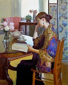 Reading and Art: Dennis Perrin