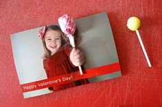 Picture Candy Card
