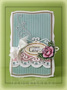 Love the design and sketch of this card