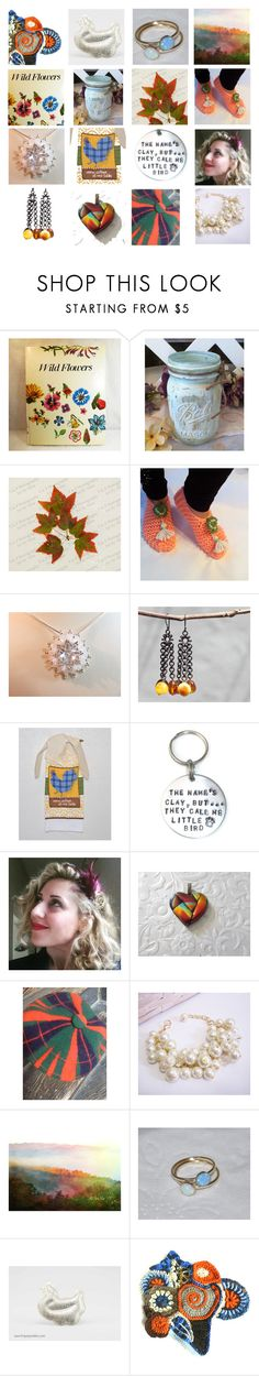 Delights of the Heart by seasidecollectibles on Polyvore featuring vintage