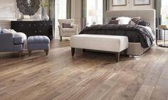 Luxury Vinyl Plank Flooring That Looks Like Wood: Luxury Vinyl Plank: Hickory Wood