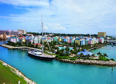 Harborside's villas feel like having your very own island home, right in the center of all the fun.  Atlantis - Bahamas