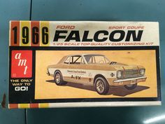 '66 Falcon model kit