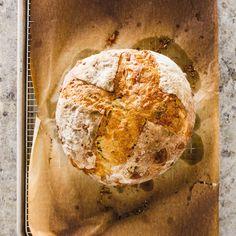 Pain de Campagne (Cheddar and Black Pepper Bread) - Bread Illustrated