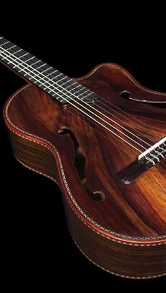 """Indonesian Rosewood back, sides & top, """"Stradivarius Model"""" Double top Concert Classical Guitar by Belucci Guitars"""