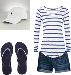 """Spring"" by kouellette on Polyvore"