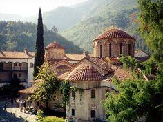 Bachkovo Monastery, Bulgaria by dharmabum90, via Flickr