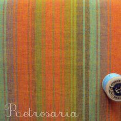 Woven Exotic Stripe Earth, Retrosaria, Lisbon