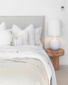 Bedroom Inspo, Bedroom Decor, Bedroom Inspiration, Furniture Decor, Furniture Design, Bungalow Homes, Reclaimed Timber, Coastal Homes, Decoration