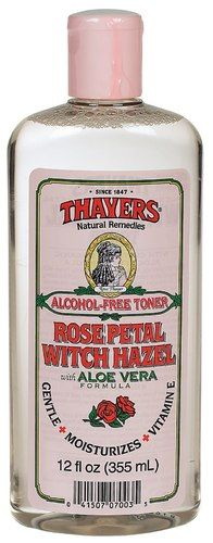 Thayers Alcohol-Free Rose Petal Witch Hazel Toner - With Aloe Vera $14.79 - from Well.ca