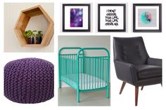 Nursery design by Holly Jane