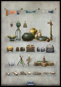 Objects by ~Belibr o...