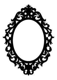 This file is for use with an electronic cutter such as a Silhouette Cameo. - This file is for use with an electronic cutter such as a Silhouette Cameo. Motifs Islamiques, Molduras Vintage, 3d Cnc, Barbie Party, Scroll Saw Patterns, Oval Frame, Silhouette Projects, Paper Cutting, Picture Frames