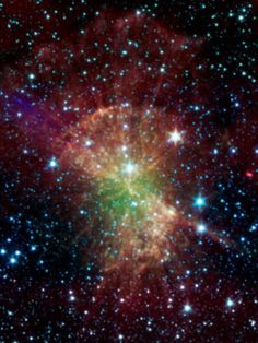 Messier 27 - Dumbbell Nebula: approx 1560 ly away in the direction of the Vulpecula constellation