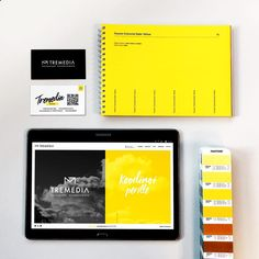 #kevät #brändiuudistus #branddesign #graphicdesign #webdesign #mainostoimistotremedia Pantone, Graphic Design, Instagram, Visual Communication