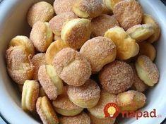 Smotanové sušienky zo 4 surovín