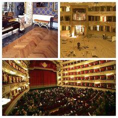 WEBSTA @ tavar_parquet - #teatroallascala #milan #milano #restauro #2005 #parquet #storia #qualità #madeinitaly #professionalità #eccellenza #platea #palchi #museo #orgoglio #vanto #prestigio #tavarparquet #wood #solidwoodflooring #flooring