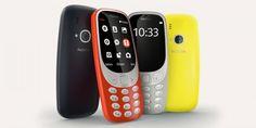 Известна дата старта продаж Nokia 3310 http://actualnews.org/tehnologii/170127-izvestna-data-starta-prodazh-nokia-3310.html  Компания HMD Global рассказала, что в ближайшее время планирует выпустить обновлённый телефон Nokia 3310 и даже назвала дату официального релиза. Данную новость сообщило издание TechRadar, ссылаясь на официальный источник производителя.