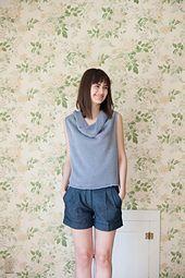Ravelry: Surrounding Tank pattern by Hannah Fettig