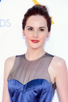 """Golden Globe Nominees - Best Actress in a Drama Series - Michelle Dockery, """"Downton Abbey"""""""