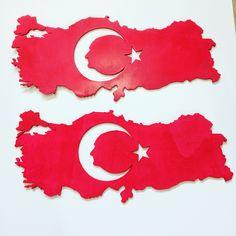 Atatürk-Ayyıldız-Türkiye