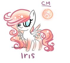 Beach themed pony OC @my Little Pony Fan page