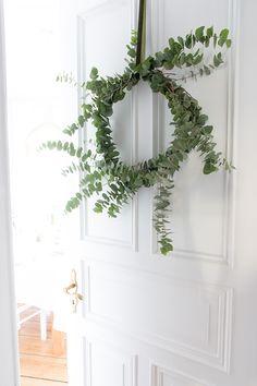 Easypeasy Eukalyptuskranz für die Tür von www.ohhhmhhh.de