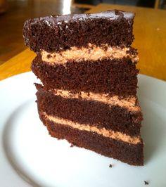 BEST PALEO CAKE RECIPE - No joke. I've made it a dozen times.