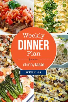 Meal planning is a great way to ensure that you and your family maintain healthy eating habits. The possibilities are endless with this array of meal plans! Healthy Meals For One, Healthy Diet Tips, Healthy Eating, Healthy Dinners, Weeknight Meals, 1200 Calorie Diet Menu, Very Low Calorie Diet, Diet Recipes, Healthy Recipes