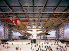 丹下健三 Kenzo Tange  日本万国博覧会会場基幹施設計画 お祭り広場 - 1970