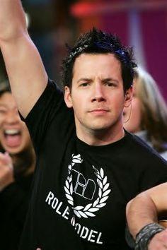 Pierre Bouvier! :) Lead singer of Simple Plan