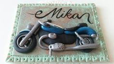 Homemade by MI: Mikan synttärikoriste