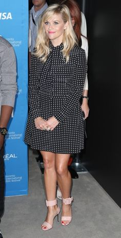 Reese Witherspoon in Saint Laurent