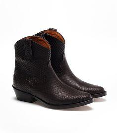 7 Shoe Styles You Should Definitely Wear in 2016 . Massino Dutti Cowboy Ankle Boots ($225)