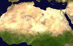 PAÍSES AFRICANOS ESTÃO A CONSTRUIR GRANDE MURALHA VERDE PARA COMBATER DESERTO DO SAHARA