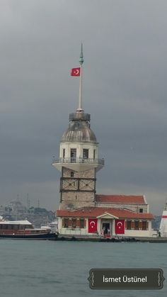 Istanbul Turkey, Wonderful Places, Empire State Building, Sculpture Art, World, Lighthouses, Travel, Cities, Sketches