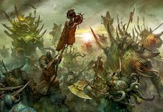 Age of Sigmar and 9th Edition Fantasy