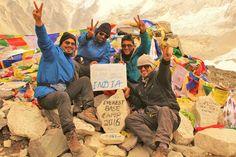 Heaven on Earth – Everest Base Camp