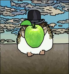 Princess Pricklepants And Our Inaugural Webcomic Issue Magritte, Hedgehogs, Surrealism, Art Ideas, Cartoon, Princess, Comics, Friends, Fictional Characters