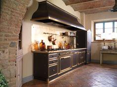 Metal kitchen cabinets by Restart Firenze | Kitchens That Sizzle ...