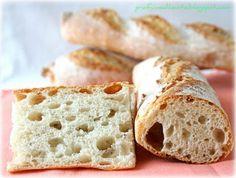Profumo di Lievito: baguette con biga ed autolisi lunga