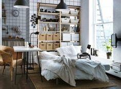 Small room organization 一人暮らしワンルーム北欧インテリア