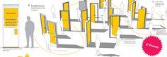 Exposición Efímera en Tarragona | 08023 Arquitectos - Barcelona | #Arquitectos #Exposiciones