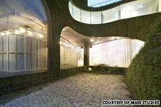 Seoul's architectural wonders / Ann Demeulemeester Shop