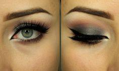 Eye make up ♥ Zoeva EN TAUPE ♥