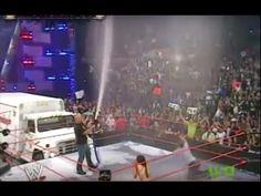 WWE RAW 11/5/2007 - Stone Cold, Santino Marella, Maria Segment - YouTube