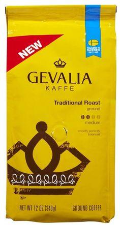 Save $1.00 on Gevalia Coffee: $5.98 at Walmart